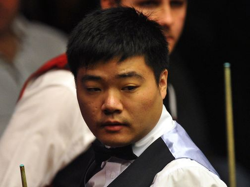 Ding Junhui: Books place in the semi-finals