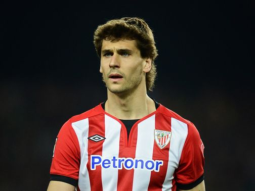 Fernando Llorente: Will join Juve at the end of the season