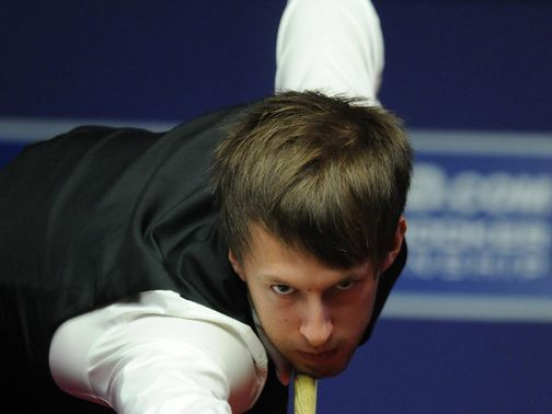 Judd Trump: Books his place in the semi-finals