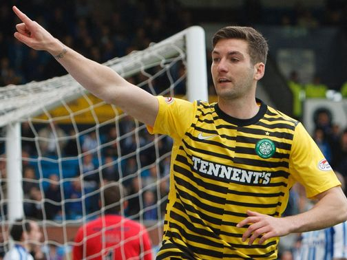 Charlie Mulgrew: Won PFA Scotland award