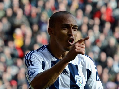 Peter Odemwingie: Happy to have changed his mind