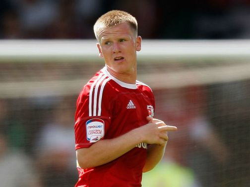 Matt Ritchie: On target for Swindon