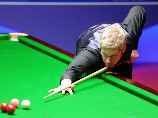 Neil Robertson can delight the home fans