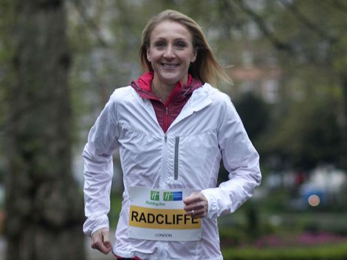 Paula Radcliffe: National Lottery funding withdrawn