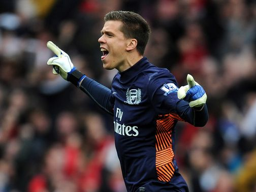Szczesny: Determined to win a trophy