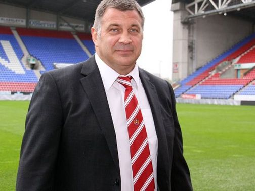Shaun Wane: Backs World Club Challenge plans