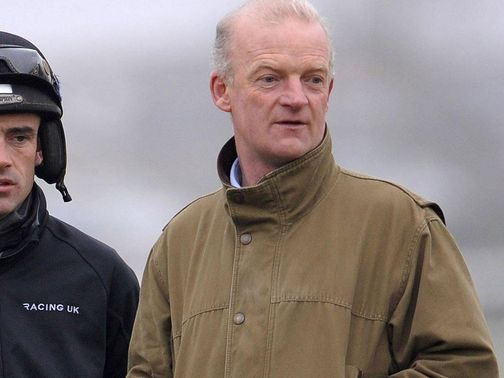 Willie Mullins: Impressed with Diakali