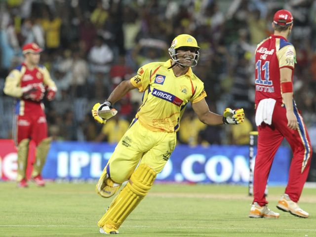 Ravindra Jadeja: Chennai Super Kings batsman came up big in final over