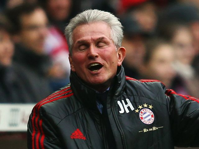 Jupp Heynckes: Knows Bayern can play better