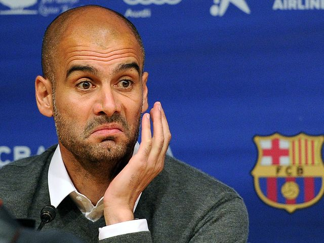 Guardiola: City favourites, says Berlusconi