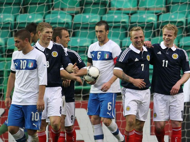 Gary Mackay-Steven had equalised for Scotland