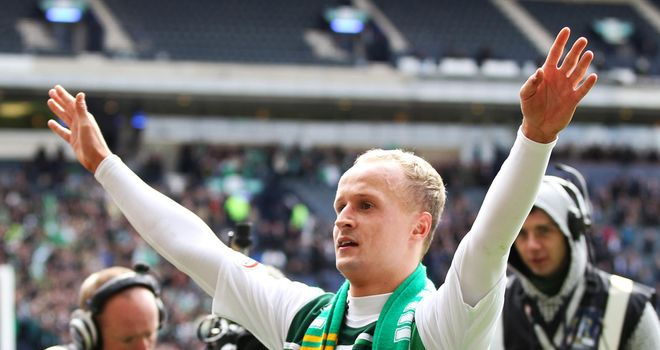 Leigh Griffiths: Wolves striker has promised to make the most of his return to Hibs