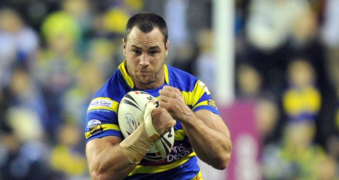 Adrian Morley: Deal ends in 2012