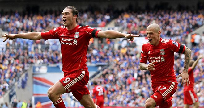 Andy Carroll emerged as the match-winner to send Liverpool through to the final