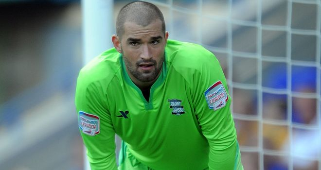 Boaz Myhill: Being backed to step in for Ben Foster by Steve Clarke