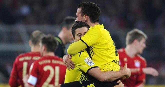 Borussia Dortmund: Clash with Bayern Munich at Wembley on May 25