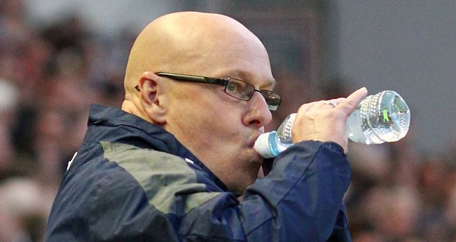 Brian McDermott: Staying grounded as Reading close on promotion