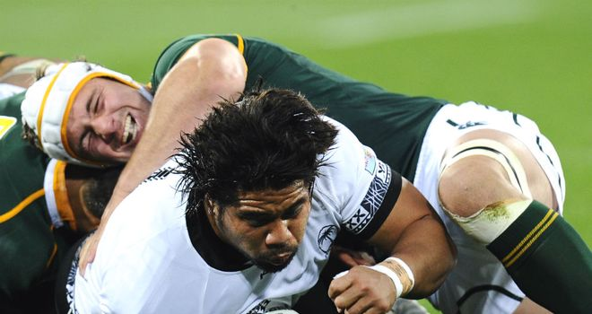 Campese Ma'afu: Fijian prop forward will be playing for Cardiff Blues next season