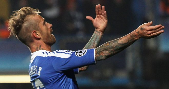 Raul Meireles: Says he joined Chelsea to get his hands on trophies