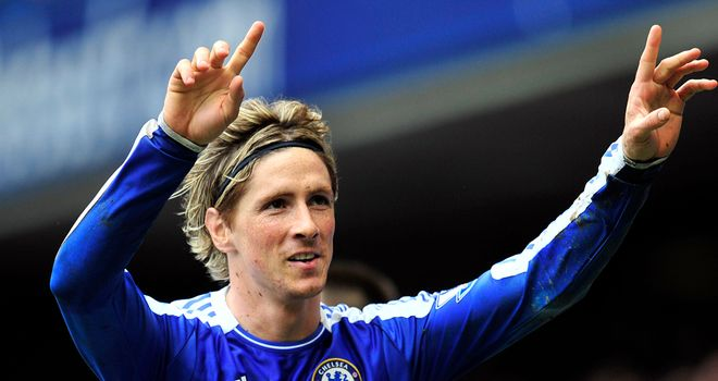 Fernando Torres: In-form striker will be desperate to face his former club