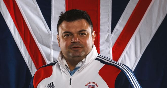 Daniel Lascau: Pleased with Team GB's progress