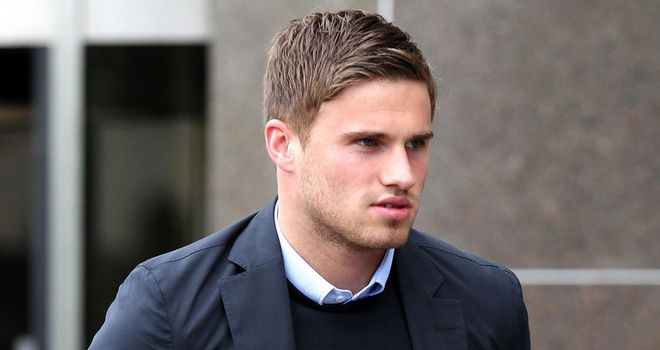 David Goodwillie: Ordered to complete 80 hours of unpaid worh by Glasgow Sheriff Court