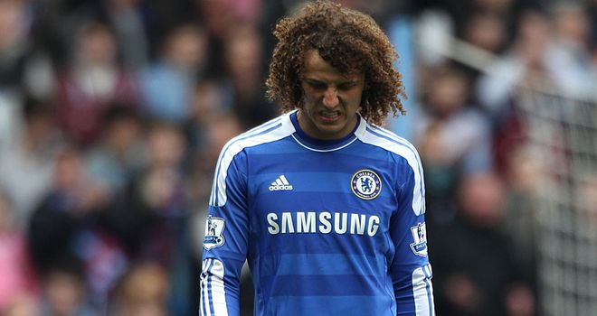 David Luiz: Does not accept that Chelsea are lucky after winning two trophies this season
