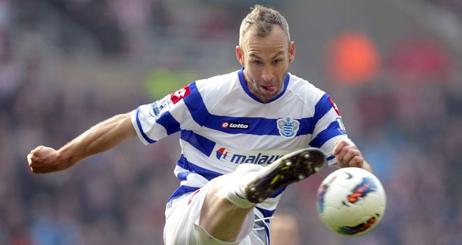 Shaun Derry: Wants to be playing regularly after falling down pecking order at QPR
