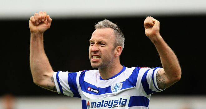 Shaun Derry: Undaunted by prospect of new QPR arrivals