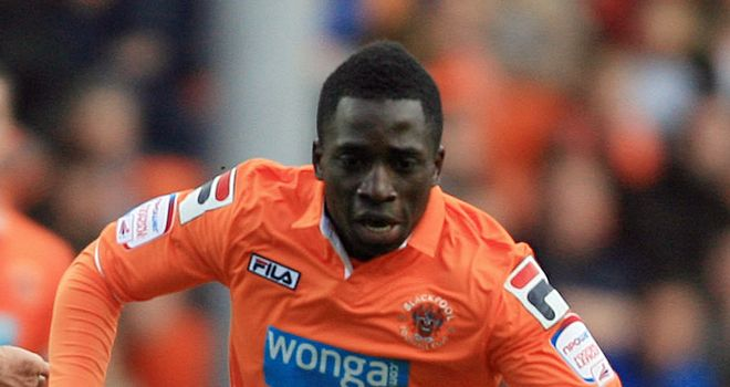Nouha Dicko: Earned Blackpool a late draw