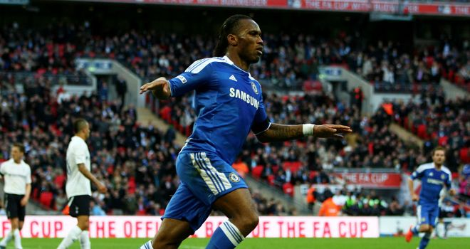 Didier Drogba: Chelsea striker could leave Stamford Bridge when his contract expires in the summer