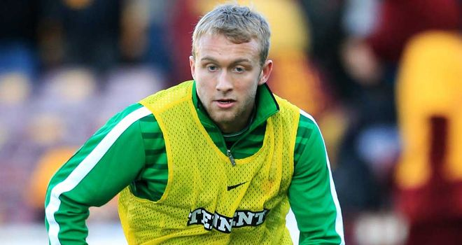 Dylan McGeouch: Hopes to get another chance to impress before the season's end