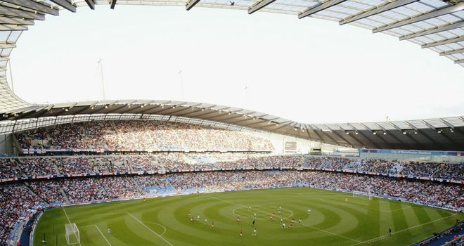 Manchester City have been granted Category One academy status