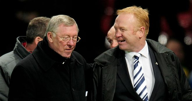 Sir Alex Ferguson: Backing Alex McLeish to be a success at Aston Villa
