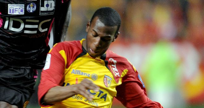 Geoffrey Kondogbia: Lens midfielder is set to move, and has been linked with Reading and Sevilla