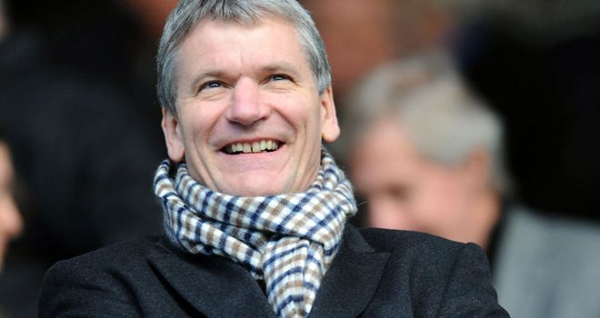 David Gill: Manchester United chief executive will handing over to Ed Woodward