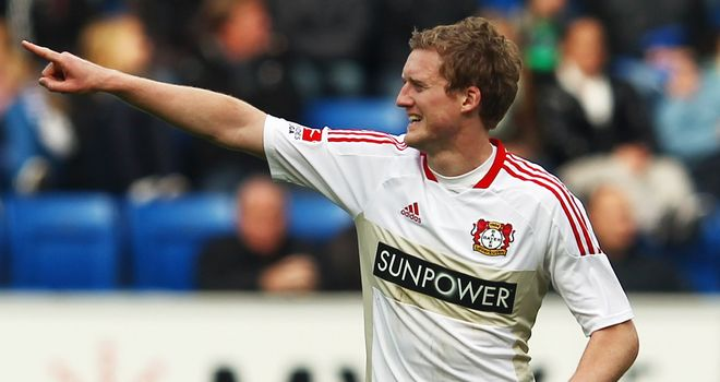 Andre Schurrle: Reported Chelsea target has been told he will be staying at Leverkusen