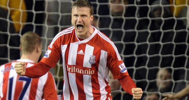 Robert Huth: Stoke defender has signed a three-year contract extension