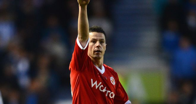 Ian Harte: Reading's only representative in the PFA Championship Team of the Year