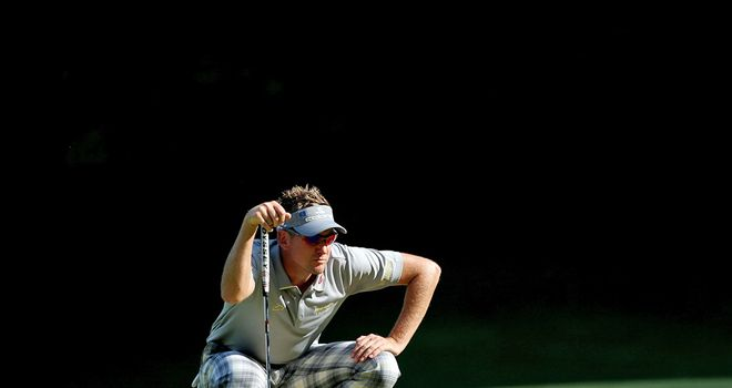 Ian Poulter: Out to make a big impression on and off the course this week