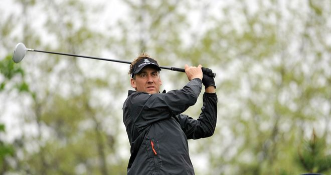 Ian Poulter: Tees off at 1240 local, 0440 UK