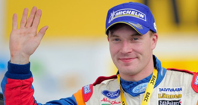 Jari-Matti Latvala: Moving to Volkswagen in 2013