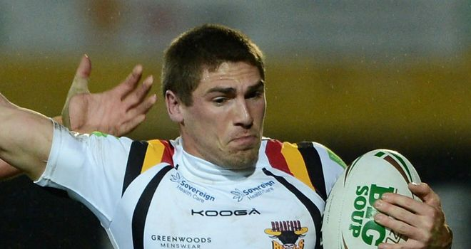 Jarrod Sammut: Delighted with new deal at Bradford