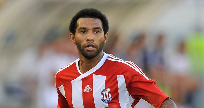 Jermaine Pennant: Stoke City winger has dismissed claims he could join Wigan Athletic
