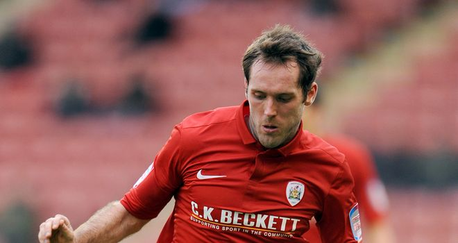 O'Brien: Set up a late chance for Barnsley