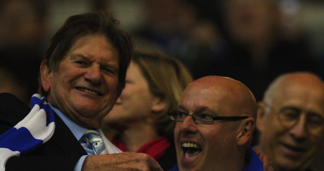 John Madejski: Backing Brian McDermott