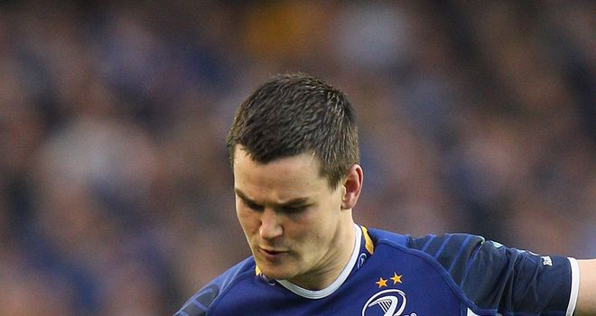 Jonny Sexton: 16 points in Leinster win