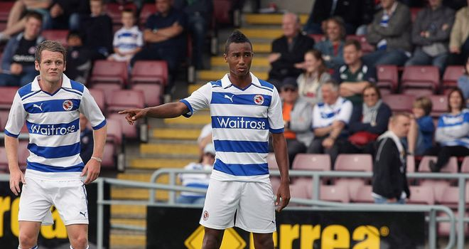 Jordan Obita: Reading youngster is happy to have joined Portsmouth on a month's loan