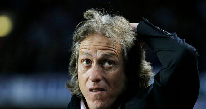 Jorge Jesus: Benfica coach knows Spartak clash is a decisive game