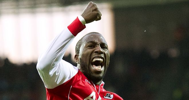 Jozy Altidore: Scored hat-trick for AZ Alkmaar